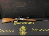 Browning BAR Grade II Safari .7 Rem. Mag.