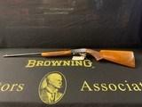 Browning Belgium Takedown .22 SHORT (RARE) - 6 of 15