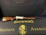 Browning BAR Grade IV .270 Winchester