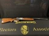Browning A5 - Light Twenty 20 gauge Japan Made