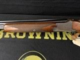 Browning Superposed - 20 Gauge ~ Long Tang ~ Solid Rib - 10 of 15