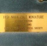 1851 Navy Colt Miniature - 4 of 5