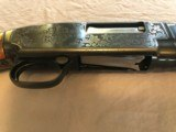 """Engraved Winchester Model 12 12ga 29"""" AAA wood EXC COND - 10 of 12"""