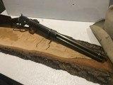 Colt-Burgess, saddle ring carbine, 44/40