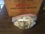 243 Win empty brass