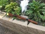 Mossberg, model 42m (c ) 22 caliber - 1 of 14