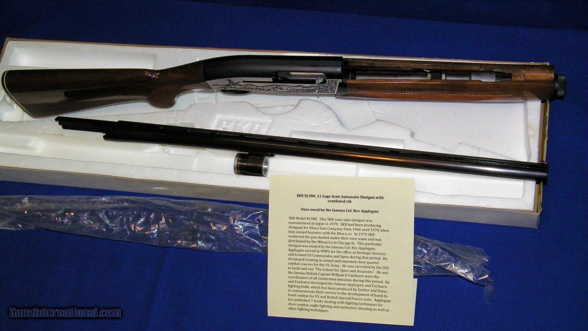 Skb xl 900 shotgun parts