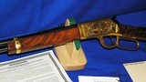 """Winchester Model 9422""""Annie Oakley""""Carbine .22 Short, Long, Long Rifle - 8 of 15"""