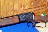 Browning BL-22 Grade Two Engraved=SOLD to J. P. - 7 of 18