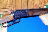 Browning BL-22 Grade Two Engraved=SOLD to J. P. - 14 of 18