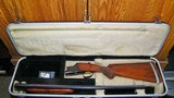 Charles Daly 12 Gauge 26 inch SkeetB.C. Miroku (Rare Anschutz Stamped = Only 1,000 made) With Hard Case