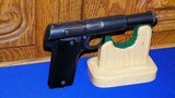 Astra Mod. 600/43, 9mm Parabellum Military semi-auto pistol.