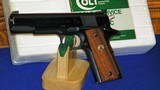 Colt Service Model Ace, .22 Long RifleSerial #SM14026 - 1st Day Production ! - 2 of 10
