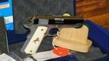 """Colt Model O Combat Commander .45 acp""""Lew Horton Special"""" - 4 of 9"""