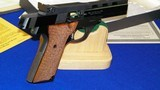 """High Standard Victor Military Auto Target Pistol .22 Long Rifle. 4 1/2""""inch, Steel Vent Rib - 12 of 16"""