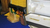 """High Standard Victor Military Auto Target Pistol .22 Long Rifle. 4 1/2""""inch, Steel Vent Rib - 10 of 16"""