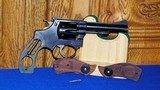 """Smith & Wesson Model 1953, .22/32 """"Kit Gun"""", =A """" FIRST YEAR """"Production ! - 9 of 15"""