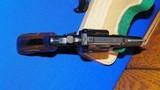 "Smith & Wesson Model of 1953 ""Kit Gun"".22LR.,A.K.A.= "" PRE "" Model 34,RARE 2"" Barrel. - 4 of 10"