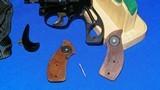 "Smith & Wesson Model of 1953 ""Kit Gun"".22LR.,A.K.A.= "" PRE "" Model 34,RARE 2"" Barrel. - 8 of 10"