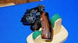 "Smith & Wesson Model of 1953 ""Kit Gun"".22LR.,A.K.A.= "" PRE "" Model 34,RARE 2"" Barrel. - 6 of 10"