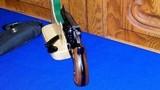 "Smith & Wesson Model of 1953 ""Kit Gun"".22LR.,A.K.A.= "" PRE "" Model 34,RARE 2"" Barrel. - 2 of 10"