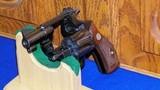 "Smith & Wesson Model of 1953 ""Kit Gun"".22LR.,A.K.A.= "" PRE "" Model 34,RARE 2"" Barrel. - 7 of 10"