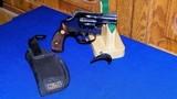 "Smith & Wesson Model of 1953 ""Kit Gun"".22LR.,A.K.A.= "" PRE "" Model 34,RARE 2"" Barrel. - 3 of 10"