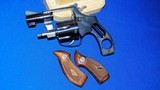 "Smith & Wesson Model 34-1, ""Kit Gun"".22 Long Rifle.Scarce/Rare 2"" Barrel - 9 of 12"