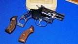 "Smith & Wesson Model 34-1, ""Kit Gun"".22 Long Rifle.Scarce/Rare 2"" Barrel - 12 of 12"