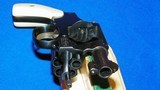 Smith & Wesson Model 38/32 Terrier, .38 S&W cal. Pre Model 32 , Five-Screw-Variation - 9 of 11