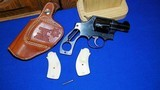 Smith & Wesson Model 38/32 Terrier, .38 S&W cal. Pre Model 32 , Five-Screw-Variation - 11 of 11