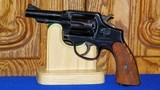 """U.S. Smith & Wesson """"Victory"""" .38 SpecialMilitary Model that was Converted by Cogswell & Harrison LTD""""London"""" - 7 of 10"""