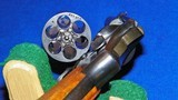 """U.S. Smith & Wesson """"Victory"""" .38 SpecialMilitary Model that was Converted by Cogswell & Harrison LTD""""London"""" - 6 of 10"""