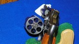 """U.S. Smith & Wesson """"Victory"""" .38 SpecialMilitary Model that was Converted by Cogswell & Harrison LTD""""London"""" - 2 of 10"""