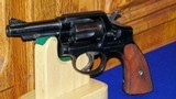 """U.S. Smith & Wesson """"Victory"""" .38 SpecialMilitary Model that was Converted by Cogswell & Harrison LTD""""London"""" - 8 of 10"""