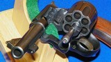 """U.S. Smith & Wesson """"Victory"""" .38 SpecialMilitary Model that was Converted by Cogswell & Harrison LTD""""London"""" - 4 of 10"""