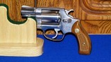 """Smith & Wesson Model 60 """"Chiefs Special"""" .38 Special - 5 of 14"""