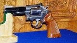 """Smith & Wesson Model 66-1,4""""inch .357 MagnumSerial #70K6214 was Made in1980. - 4 of 11"""