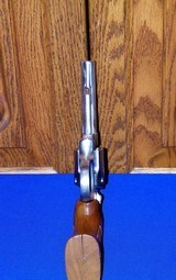 """Smith & Wesson Model 66-1,4""""inch .357 MagnumSerial #70K6214 was Made in1980. - 6 of 11"""