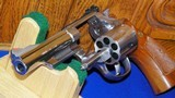 """Smith & Wesson Model 66-1,4""""inch .357 MagnumSerial #70K6214 was Made in1980. - 9 of 11"""