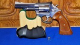 """Smith & Wesson Model 66-1,4""""inch .357 MagnumSerial #70K6214 was Made in1980. - 11 of 11"""