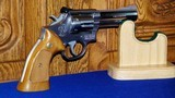 """Smith & Wesson Model 66-1,4""""inch .357 MagnumSerial #70K6214 was Made in1980. - 1 of 11"""