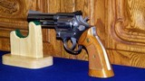 """Smith & Wesson Model 66-1,4""""inch .357 MagnumSerial #70K6214 was Made in1980. - 3 of 11"""