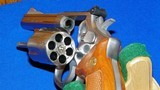 """Smith & Wesson Model 66-1,4""""inch .357 MagnumSerial #70K6214 was Made in1980. - 8 of 11"""