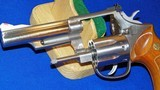 """Smith & Wesson Model 66-1,4""""inch .357 MagnumSerial #70K6214 was Made in1980. - 7 of 11"""