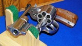 """Smith & Wesson Model 66-2,.357 Magnum2 1/2"""" Made 1984 - 8 of 11"""
