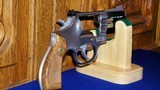 """Smith & Wesson Model 66-2,.357 Magnum2 1/2"""" Made 1984 - 10 of 11"""