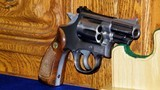 """Smith & Wesson Model 66-2,.357 Magnum2 1/2"""" Made 1984 - 2 of 11"""