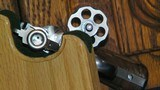 """Smith & Wesson Model 66-2,.357 Magnum2 1/2"""" Made 1984 - 9 of 11"""