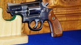 """Smith & Wesson Model 66-2,.357 Magnum2 1/2"""" Made 1984 - 4 of 11"""